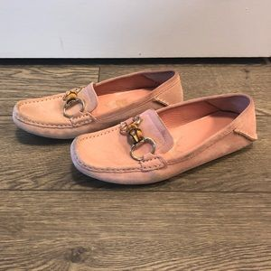 Authentic GUCCI flat-Loafers shoes.